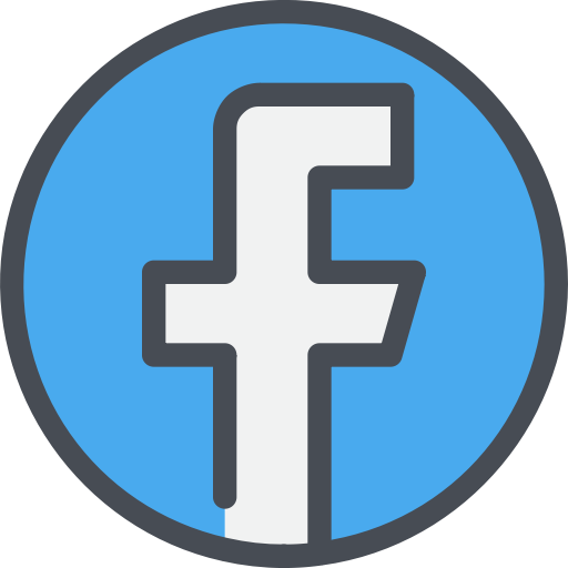 Facebook logo icône