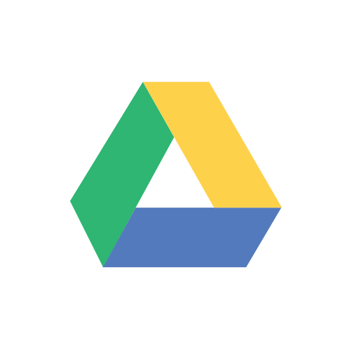 Google Drive icône symbole logo PNG