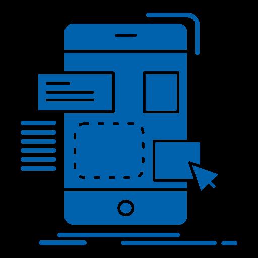 Création de sites Web et d'applications icône
