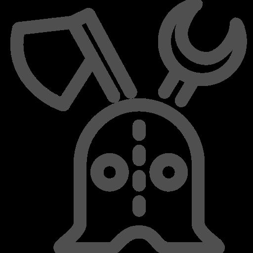 Knight armor icon