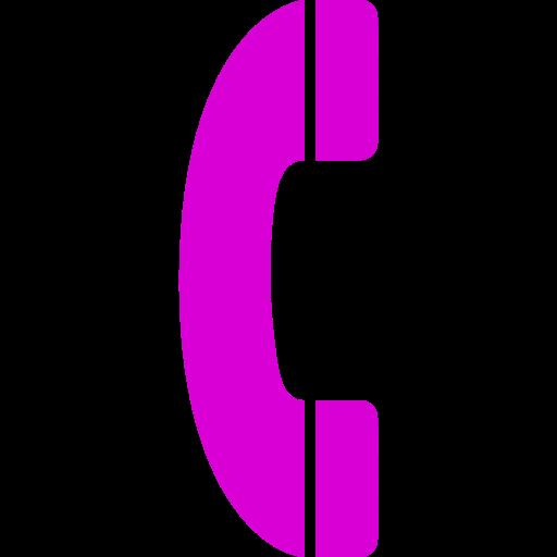 phone icon rose