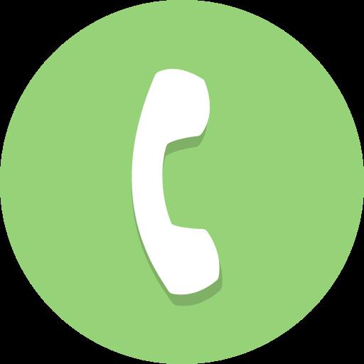 Phone icon vert