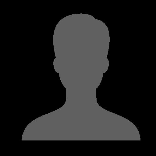 Symbole masculin: icône utilisateur gris