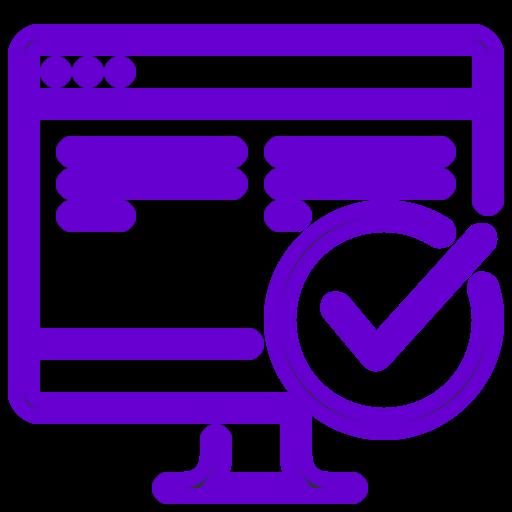 Icône Webdesign