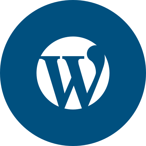 Web Design icône Wordpress