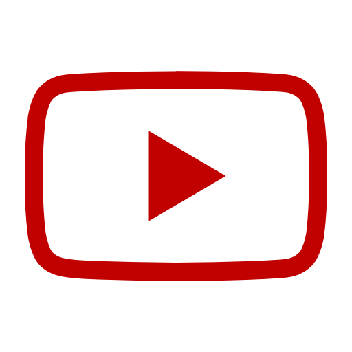 Icône Youtube d'origine