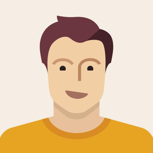 Avatar de personne icône homme