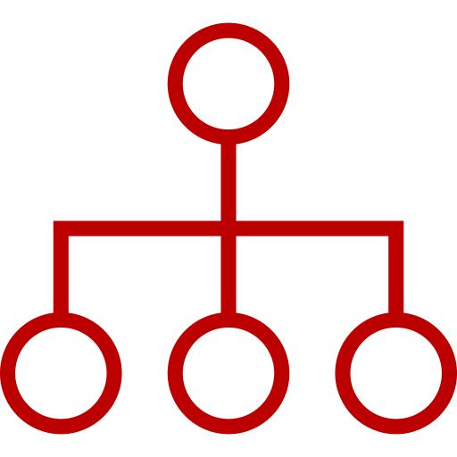 Symbole de groupe rouge (symbole PNG)