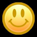 Icône de sourire (symbole png)