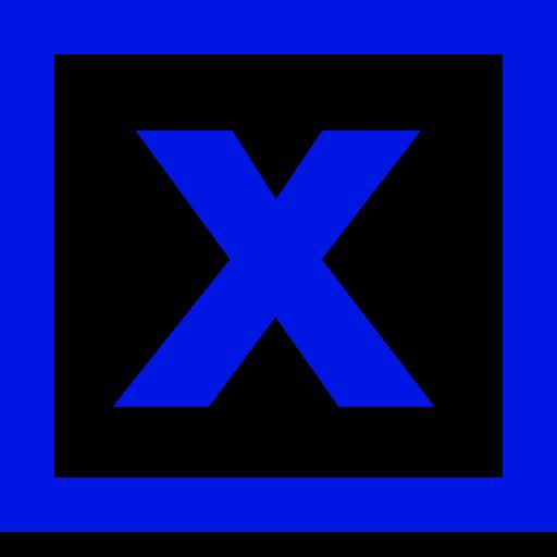 Logo Excel (icône png) bleu