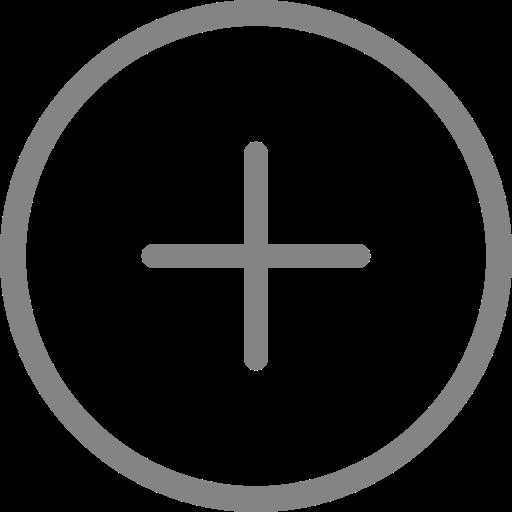 Nouveau symbole gris (icône png)