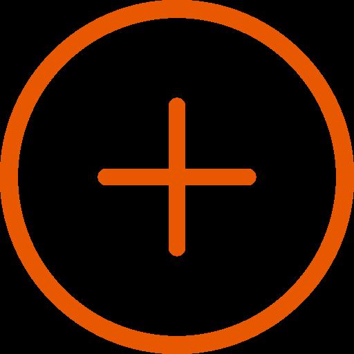Nouveau symbole orange (icône png)
