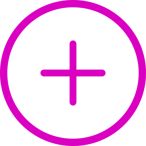 Nouveau symbole (icône png) rose