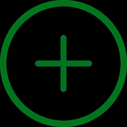 Nouveau symbole (icône png) vert