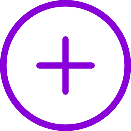 Nouveau symbole violet (icône png)