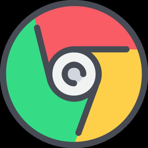 Icône Chrome (symbole png)