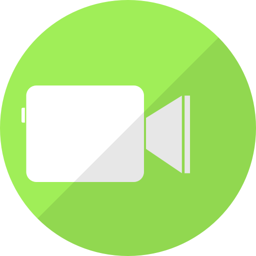 Icône Facetime originale (logo png)